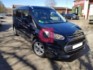 Ford Tourneo Connect с водителем