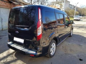 минивэн Ford Tourneo Connect фото №2